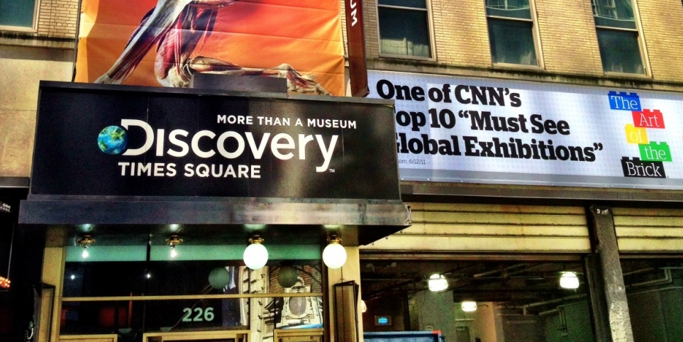 Discovery Times Square